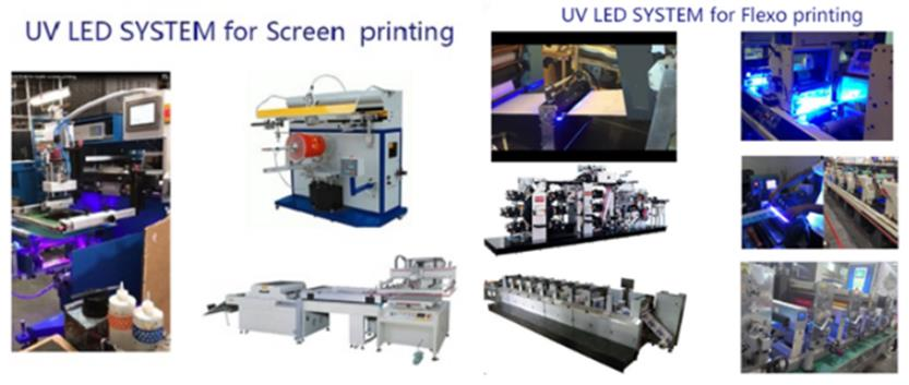 High Intensity UV LED Linear Light Source