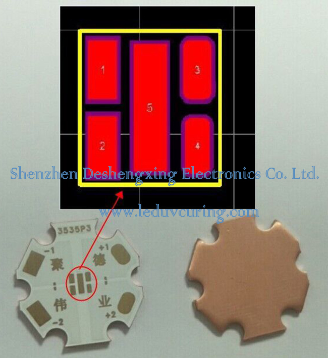 Insulated Metal Substrate Copper Base Substrate